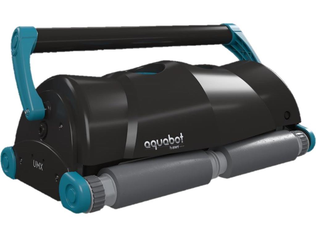 robot piscine lectrique aquabot ultramax gyro chariot et. Black Bedroom Furniture Sets. Home Design Ideas