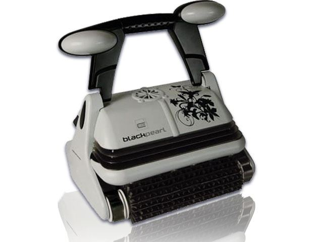 robot piscine lectrique zodiac black pearl avec chariot sur. Black Bedroom Furniture Sets. Home Design Ideas