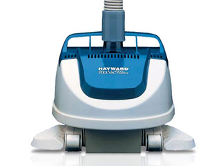 Hayward - Robot piscine hydraulique Hayward POOL VAC ULTRA a aspiration