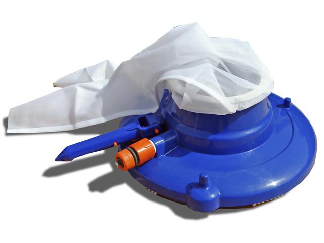 Kit aspirateur hydraulique manuel pool style leaf master - Aspirateur piscine electrique manuel ...