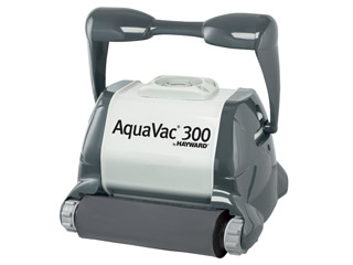 Robot piscine electrique Hayward AQUAVAC 300 brosses mousse