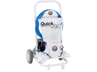 Hexagone - Robot aspirateur piscine Hexagone QUICK VAC Pataugeoire