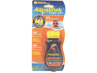 AquaChek - Languettes d'analyse piscine AQUACHEK ORANGE 3 EN 1