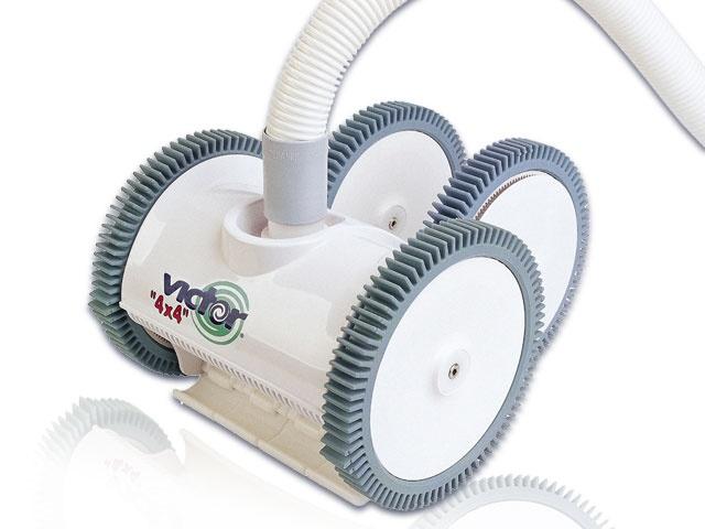 Robot piscine procopi victor 4x4 c aspiration achat for Aspirateur piscine victor
