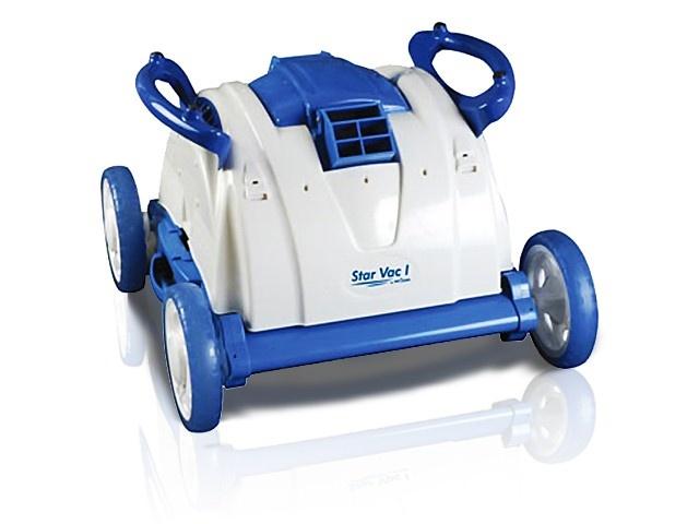 Robot piscine procopi star vac 1 aspiration de 16m3 h for Robot piscine aspiration
