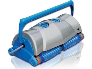 robot piscine aquatron robotech 600 avec chariot et. Black Bedroom Furniture Sets. Home Design Ideas