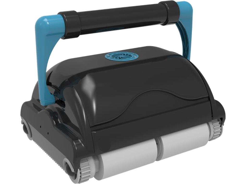robot piscine aquabot magnum junior avec chariot et radiocommande achat v. Black Bedroom Furniture Sets. Home Design Ideas
