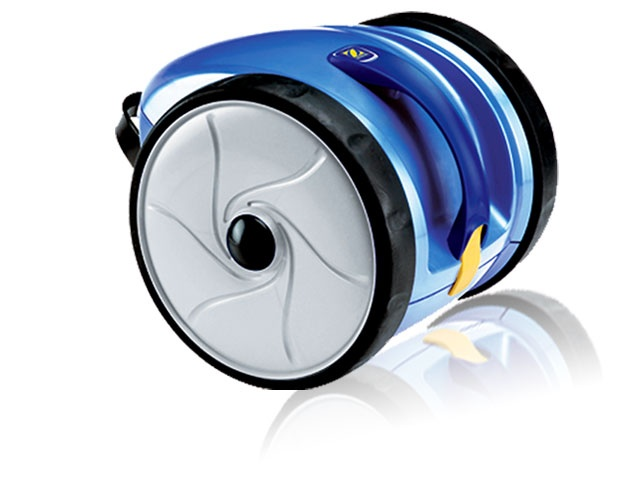 Robot piscine zodiac vortex 1 bac r cup rateur ergonomique for Robot piscine sur batterie