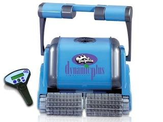 Robot piscine electrique Dolphin DYNAMIC PLUS avec telecommande
