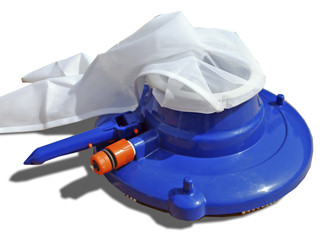 Kit aspirateur hydraulique manuel Pool Style LEAF MASTER a effet venturi