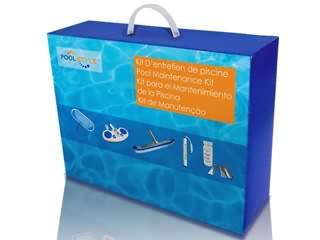 Kit d 39 entretien pool style deluxe piscine et enterr e achat vente rob - Piscine demi enterree ...