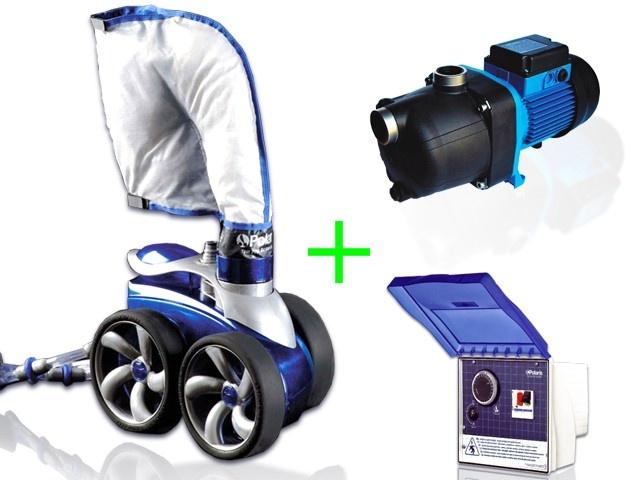 pack complet polaris 3900s surpresseur bp coffret control achat vente robot polaris pas. Black Bedroom Furniture Sets. Home Design Ideas