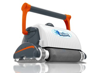 robot piscine aquabot bullzer turbo ii brosses mousse. Black Bedroom Furniture Sets. Home Design Ideas