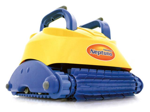 robot piscine neptuno brosses pvc achat vente robot aquabot pas cher sur robot. Black Bedroom Furniture Sets. Home Design Ideas