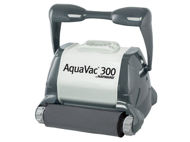 Robot piscine hayward aquavac 300 brosses mousse achat for Avis robot piscine tiger shark