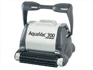 Robot piscine electrique Hayward AQUAVAC 300 brosses picots
