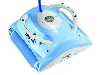 Robot piscine electrique Dolphin SPLASH brosses PVC