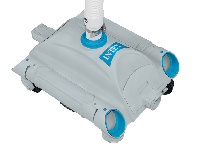 Robot piscine intex hydroflow aspiration achat vente for Robot piscine par aspiration