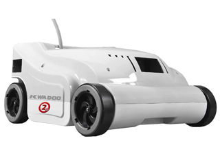 robot piscine kwadoo 2r infrarouge achat vente robot. Black Bedroom Furniture Sets. Home Design Ideas