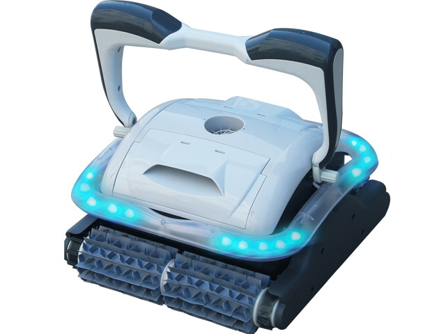 Robot piscine bestway raptor led achat vente robot for Bestway piscine