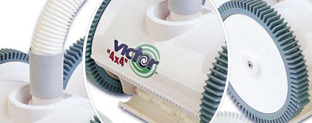 Robot piscine procopi victor 4x4 c aspiration achat for Robot piscine victor