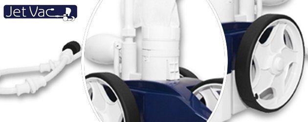 Robot piscine hydraulique Procopi JETVAC a pression - Robot piscine hydraulique JETVAC