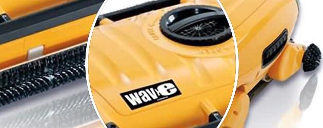 Robot piscine electrique Dolphin WAVE 200XL telecommande et chariot - Robot piscine Dolphin WAVE 200XL intelligence artificielle de haute qualité