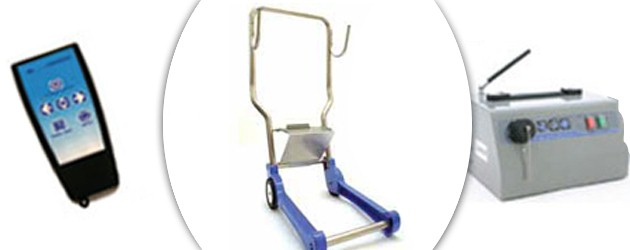 Robot piscine electrique Aquabot MAGNUM JUNIOR avec chariot et radiocommande - Robot nettoyeur électrique MAGNUM JUNIOR, innovant et robuste
