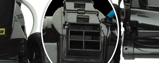 Robot piscine electrique AQUABOT THUNDER JET aspiration de 22m3/h - Le robot nettoyeur de piscine électrique AQUABOT THUNDER JET