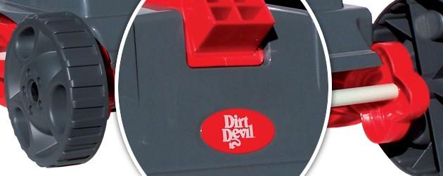 Robot piscine dirt devil pool boy filtration 2 microns for Robot piscine dirt devil