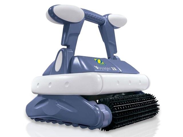 Robot electrique pour piscine robot de nettoyage pour for Robot piscine
