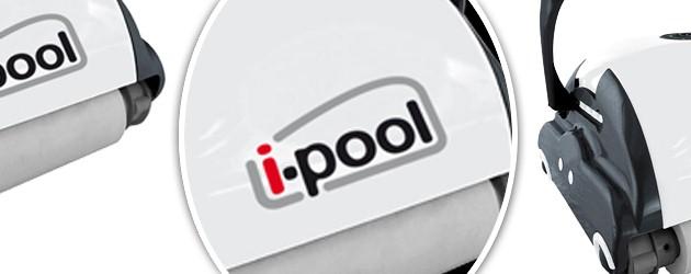 Robot piscine electrique Aquabot I-POOL avec chariot de transport - Le robot nettoyeur de piscine électrique Aquabot I-POOL