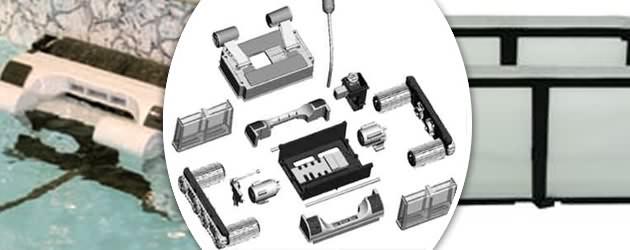 Robot piscine electrique MOPPER V3 avec chariot - Avantages du robot nettoyeur électrique MOPPER V3