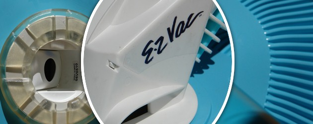 Robot piscine hydraulique Kreepy Krauly EZ VAC a aspiration - Nettoyeur de piscine hydraulique Kreepy Krauly EZ VAC