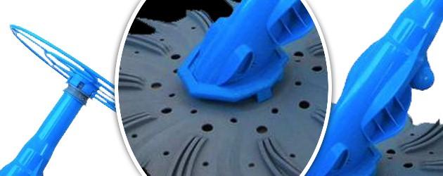 Robot piscine hydraulique Apf INSPIRING a aspiration - Nettoyeur de piscine hydraulique APF INSPIRING
