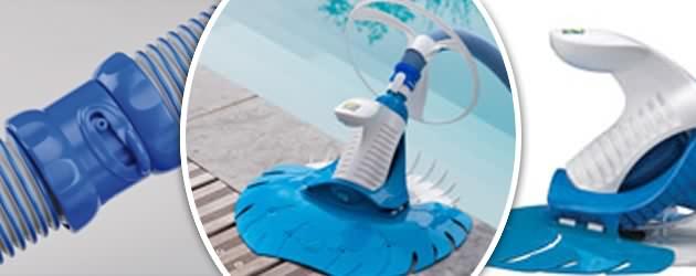 Robot piscine hydraulique zodiac t5 duo aspiration sur for Robot piscine ronde