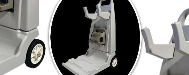 Chariot de transport Hayward LUXE pour robot piscine AQUAVAC 300 - Avantages du chariot de transport LUXE pour piscine AQUAVAC 300