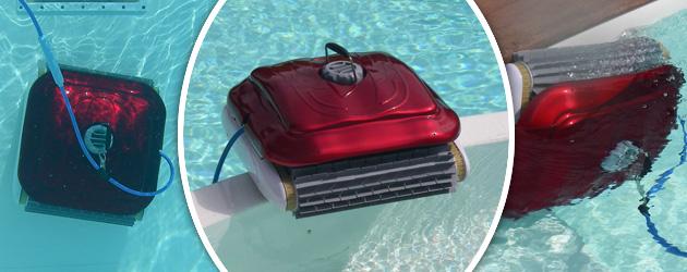 Robot piscine electrique WATER CLEAN PRO - Le robot nettoyeur de piscine électrique WATER CLEAN PRO