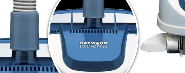 Robot piscine hydraulique Hayward POOL VAC ULTRA a aspiration - Nettoyeur hydraulique POOL VAC ULTRA d'Hayward