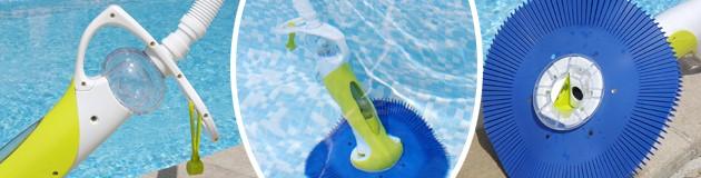 Robot piscine hydraulique Kokido ZAP MAX a aspiration - ZAP MAX, le robot automatique pour piscine hors-sol