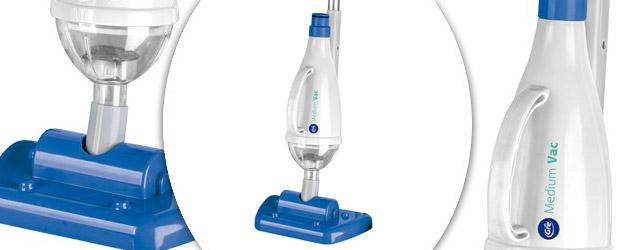 Kit aspirateur manuel piscine hors-sol Gre MEDIUM VAC avec pre-filtre - Gré MEDIUM VAC L'aspirateur pour piscine hors-sol