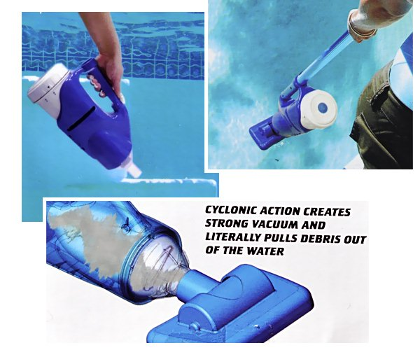 Aspirateur piscine water tech catfish lectrique achat for Piscine fond mobile sans cable