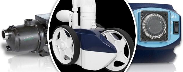 Pack robot hydraulique Procopi JETVAC avec surpresseur 1cv mono et coffret - Robot piscine JETVAC Procopi avec surpresseur 1cv mono et coffret de commande