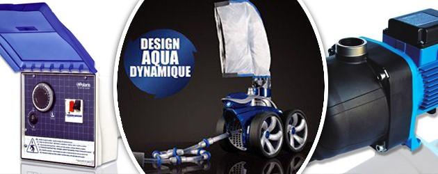 Pack complet Polaris 3900S + surpresseur BP + coffret CONTROL - Robot piscine POLARIS 3900 SPORT avec surpresseur BP 1cv mono et coffret de commande CONTROL
