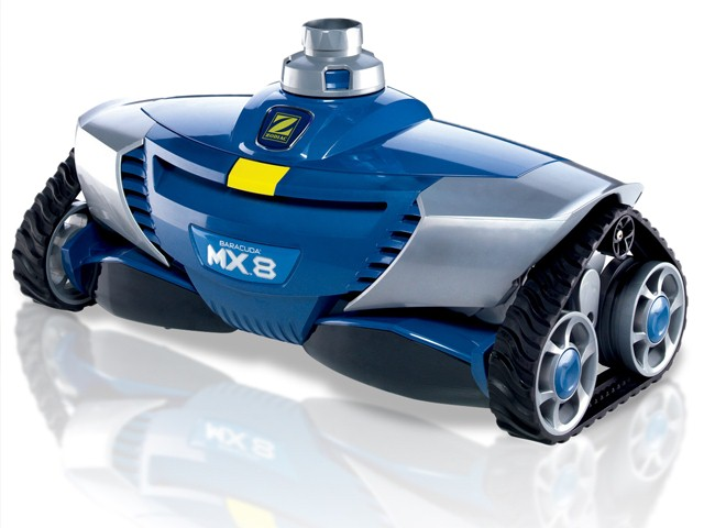 Robot piscine zodiac mx8 navigation x drive ebay for Robot piscine enterree