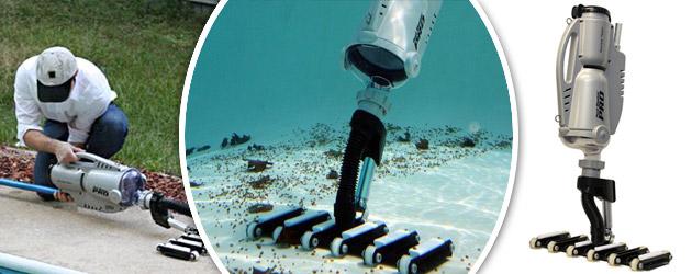 Aspirateur electrique Water Tech POOL BLASTER PRO 1500 pour piscines et spas - WaterTech POOL BLASTER PRO 1500 Un aspirateur professionnel dernière génération