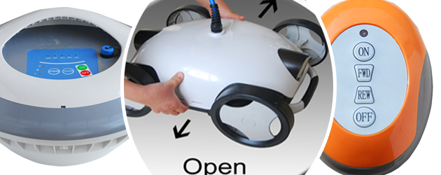 Robot piscine electrique Bestway FALCON PLUS - Robot piscine FALCON PLUS Bestway Innovation et précision