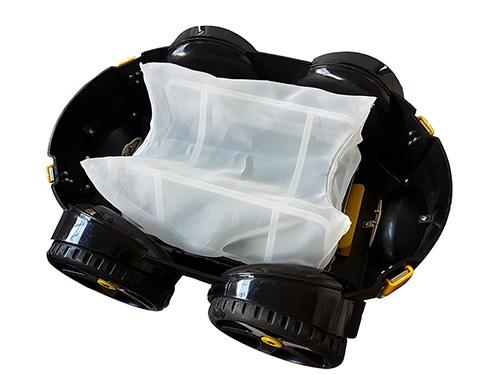 Robot piscine electrique Bestway NAIA Flowclear - Robot piscine électrique Bestway NAIA Flowclear Un robot ultra efficace