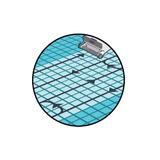 Robot piscine electrique Dolphin WAVE 200XL telecommande et chariot - Robot piscine électrique Dolphin WAVE 200XL Une technique révolutionnaire