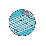 Robot piscine electrique Dolphin WAVE 300XL 50m telecommande et chariot - Robot piscine électrique Dolphin WAVE 300XL 50M Une technique révolutionnaire